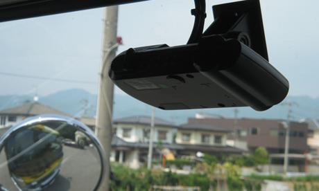 ドライブレコーダーの全車導入